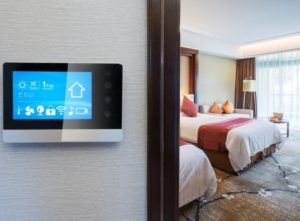 hotel automacao crestron